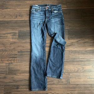 Joe's petite bootcut size 27